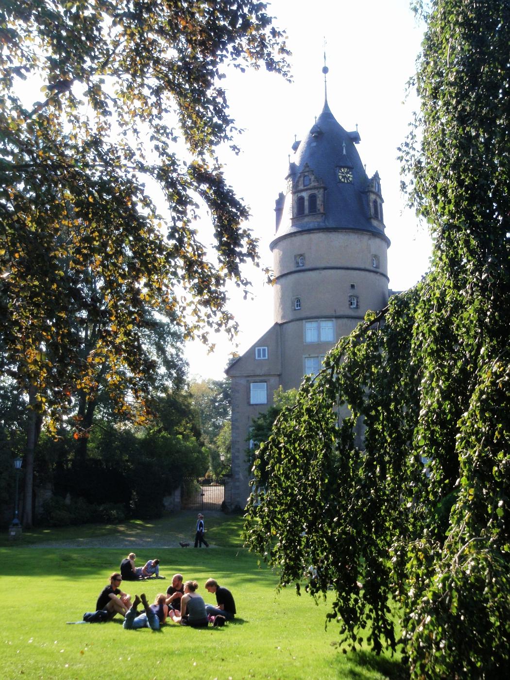 Fürstliches Residenzschloss Detmold