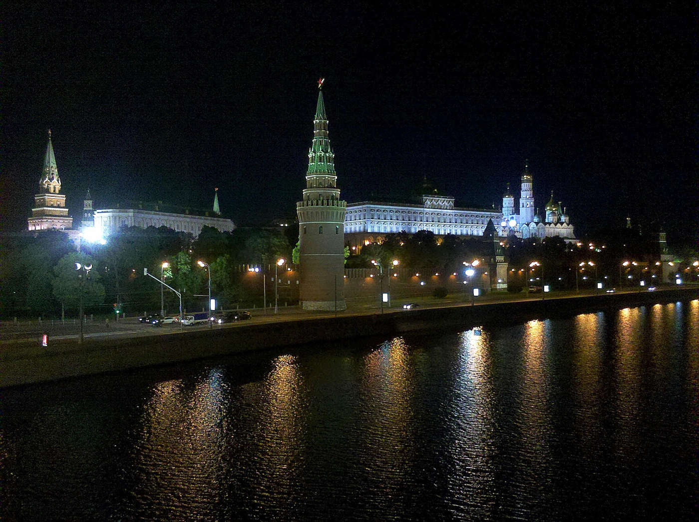 Moscow - River