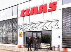 Company CLAAS in Krasnodar