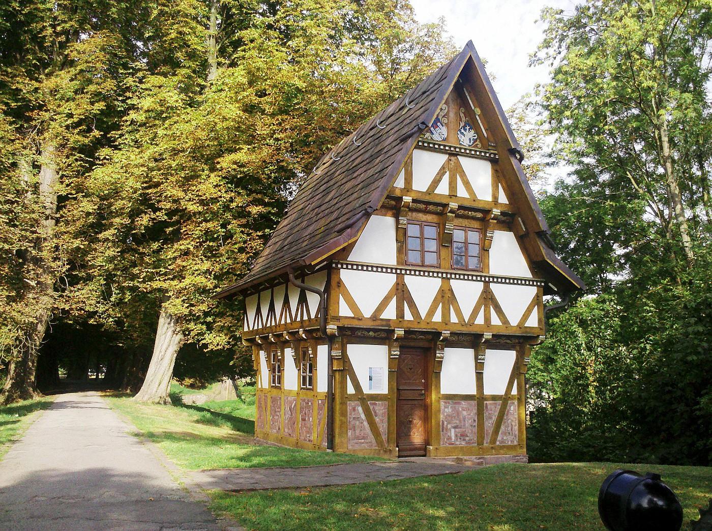Häuschen bei Holzminden