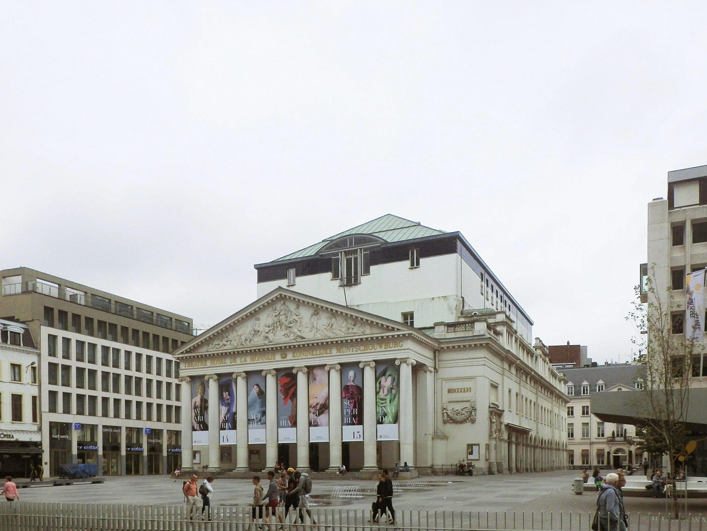 Theater Koninklijke Muntschouwburg