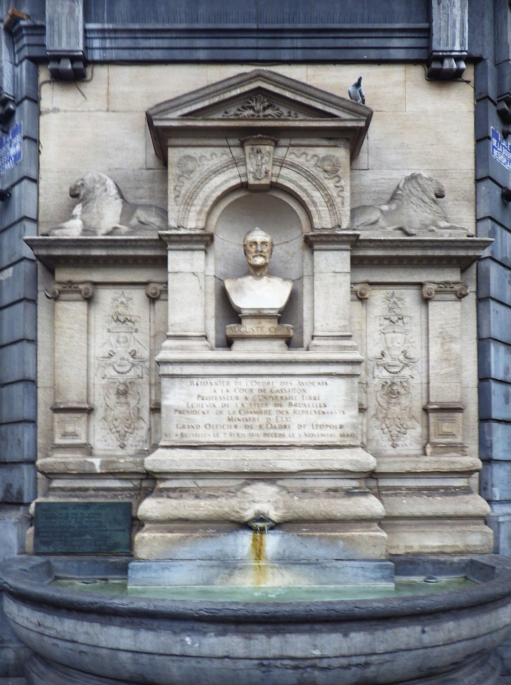 Fontaine Orts
