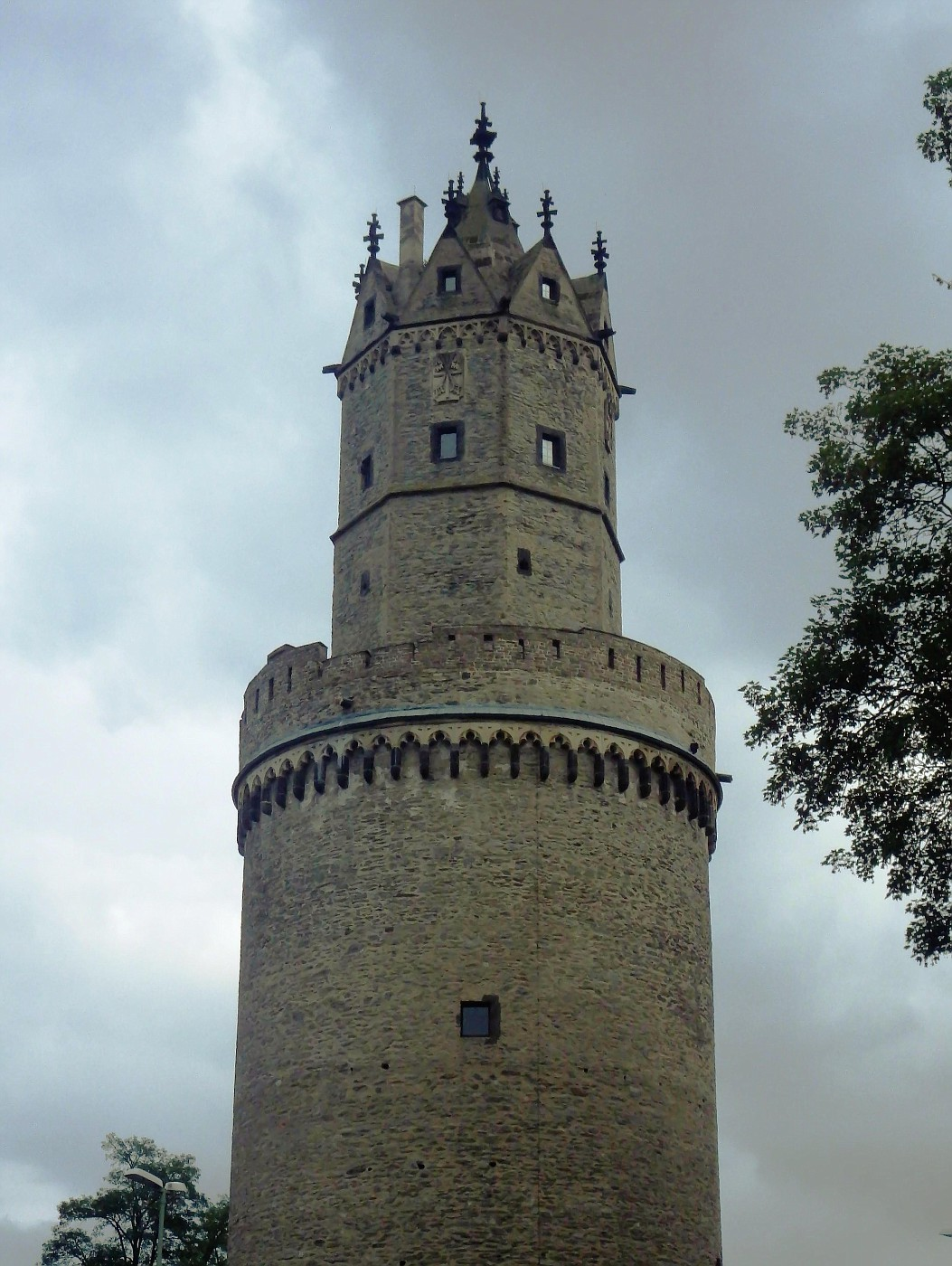 The Round Tower, Andernach
