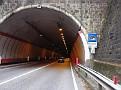 Tunnel Monte d'Oro