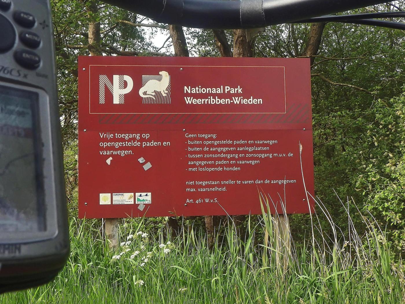 Weerribben Nationalpark