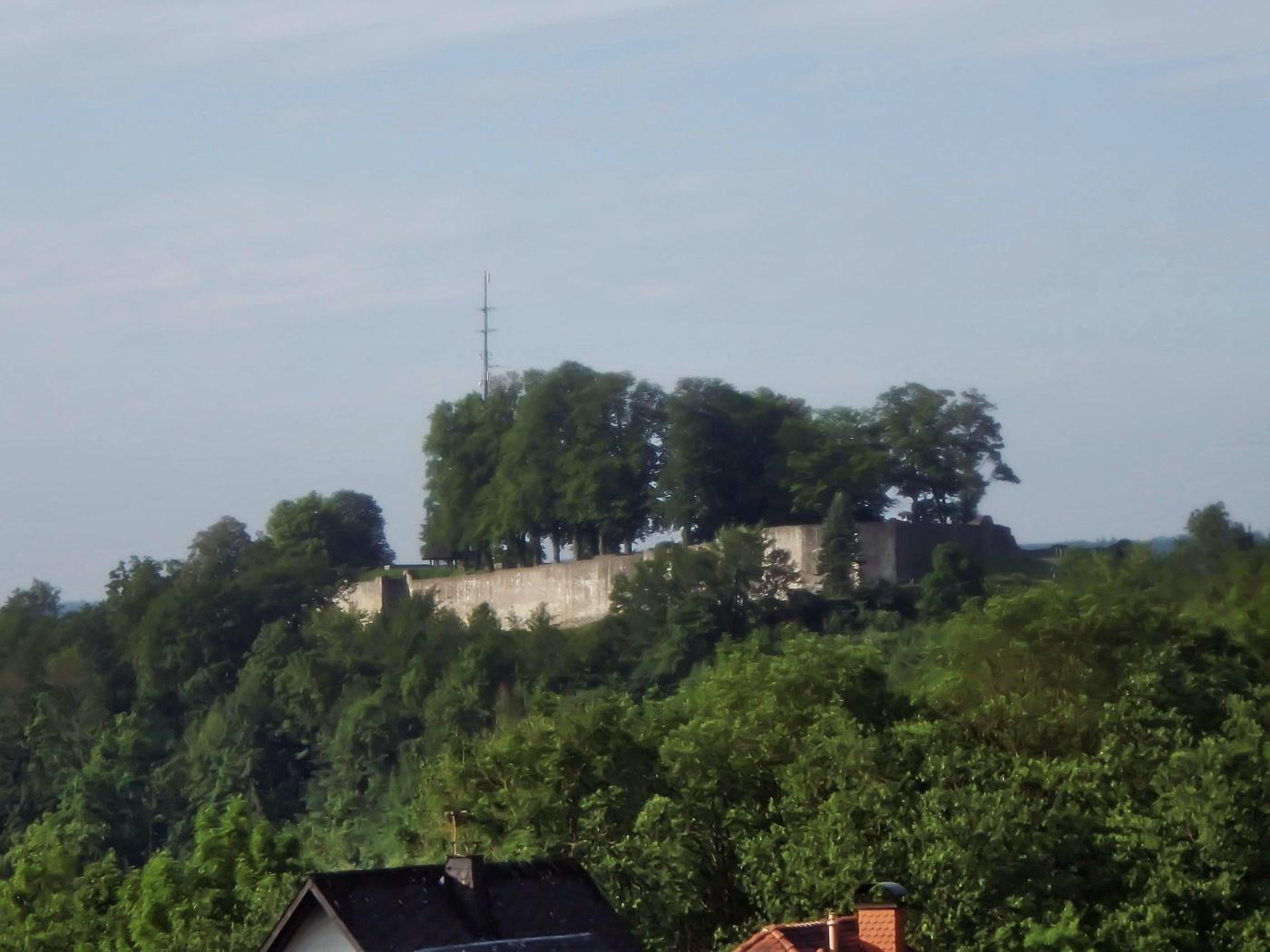 Burgschloss Arnsberg