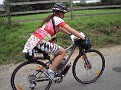 Whether Ausilia will clean her bike during breaks?   <*:o)