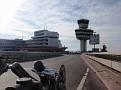 Arriving Airport Berlin-Tegel