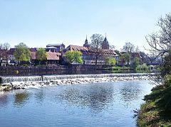 Weserwehr
