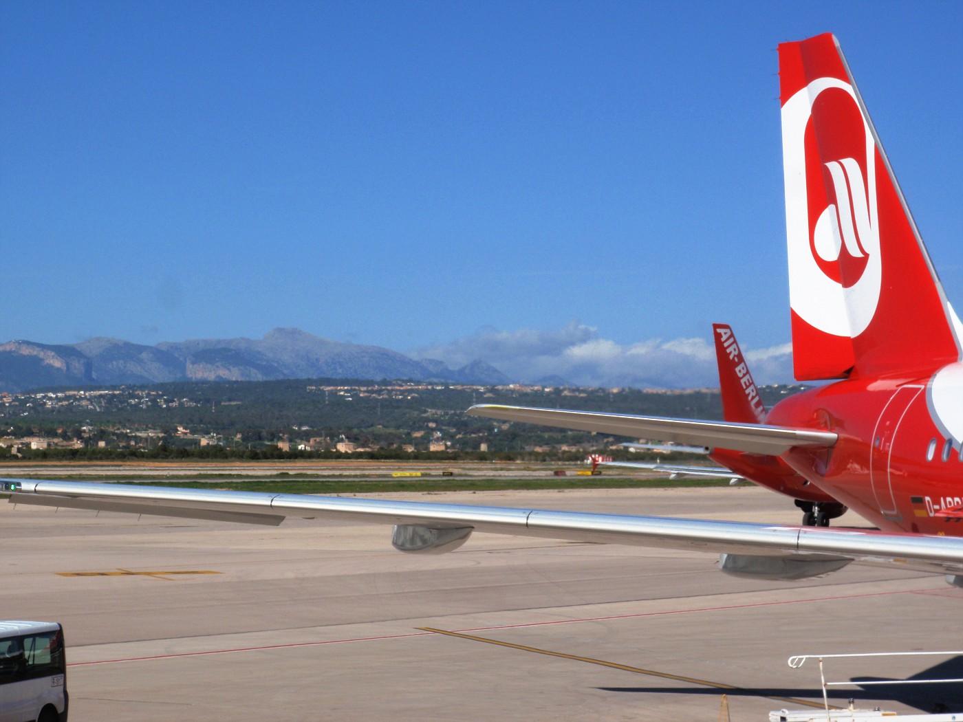 Aeropuerte Palma Mallorca