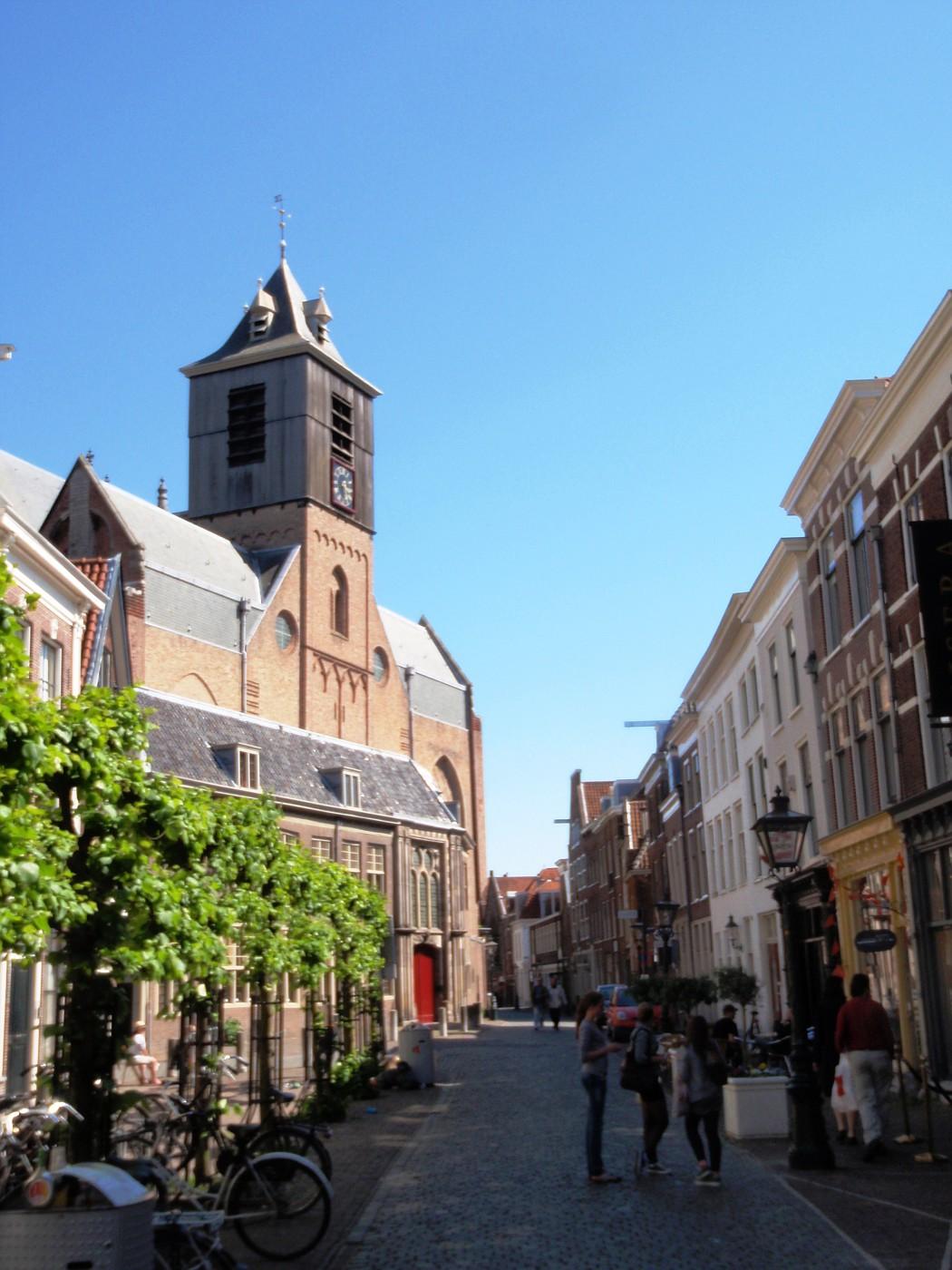 Nieuwstraat Leiden