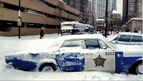 Chicago Police 1966 Ford