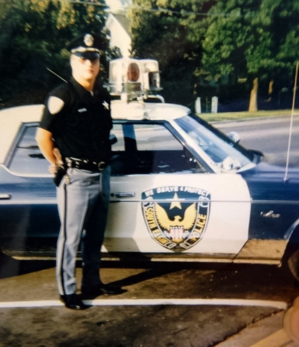 IL- South Elgin Police 1974 Dodge