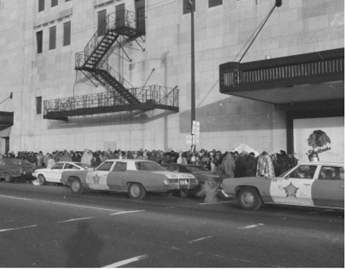 Chicago Police 1972 and '73 Chevrolets
