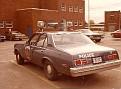 Canada - Brantford Police 1975 Nova