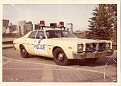 Canada - Edmonton Police 1976 Dodge Coronet