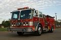Tribute firetruck