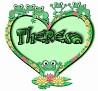 Theresa-froggies