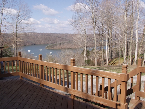 My House at Dale Hollow Lake- (2)