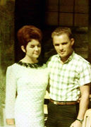 3 - Anna Mae BURRESS, and Clarence Lowe