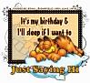 GarfieldSleep-Just Saying Hi stina0607