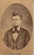 Elgin Edward Cooper. Photo from charles_mclaren, Ancestry.com.
