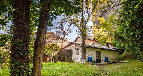 Meteora, Kastraki, Old church
