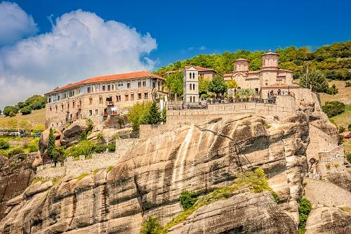 Meteora, Varlaam monastery