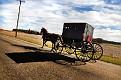Amish buggy, LaGrange Indiana, 2010
