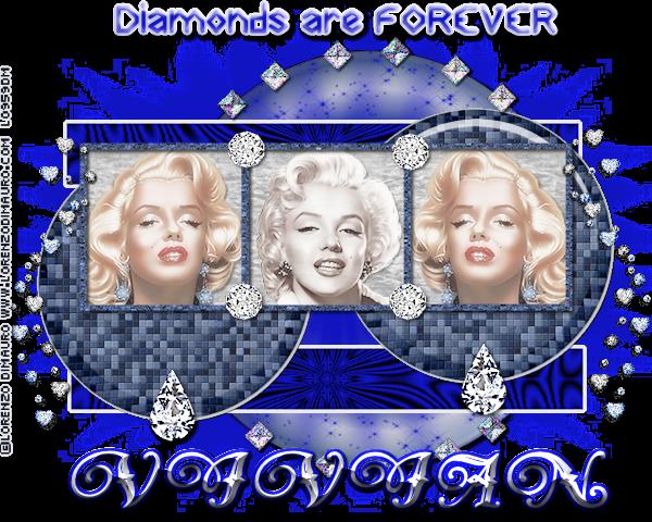 diamonds - vivian