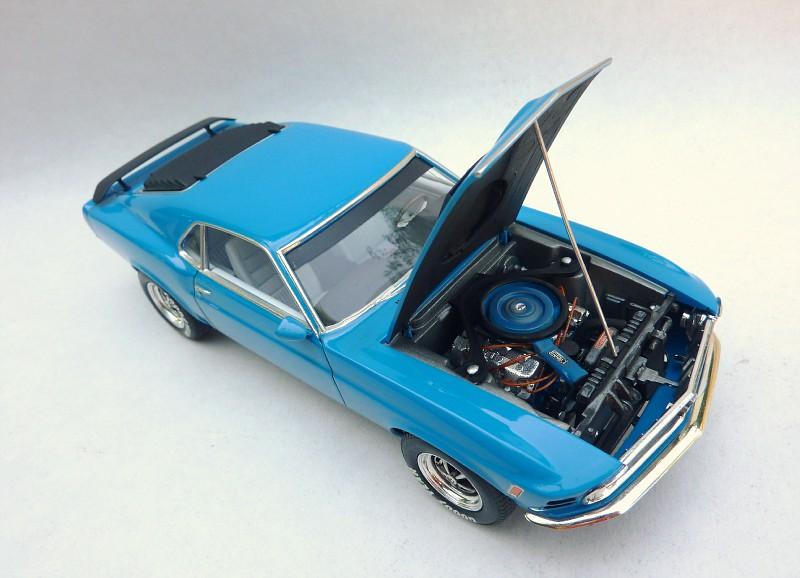 Mustang Boss 429 1970 Photosintermediaireboss429012-vi
