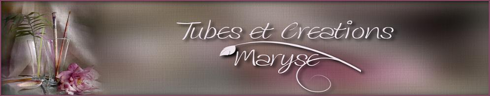 Tubes-Creations-Maryse