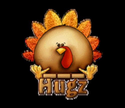 Hugz - ThanksgivingCuteTurkey