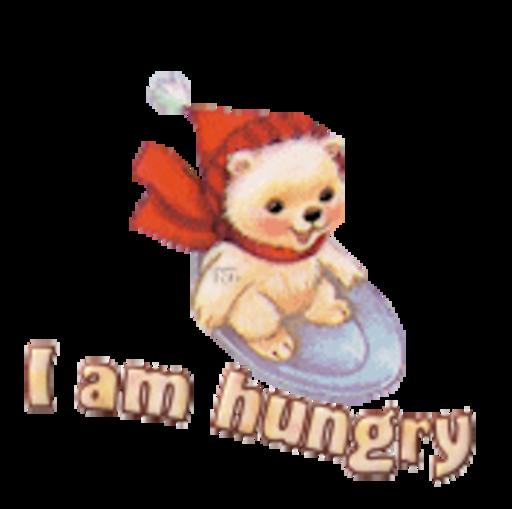 I am hungry - WinterSlides