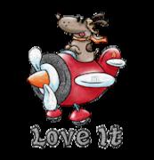 Love It - DogFlyingPlane