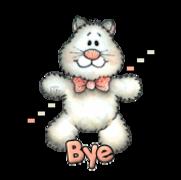 Bye - HuggingKitten NL16
