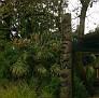 Totem Pole at the Garden entrance.  ssP1240548e