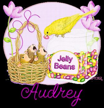Audrey hm jellybelly