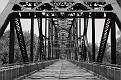 Trestle Bridge #8 - black and white