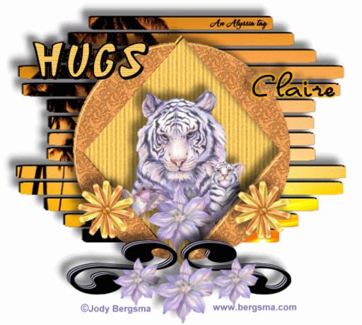 Claire Hugs JodyB Alyssia