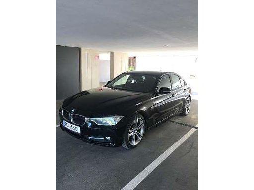2012 BMW 318 3er-Reihe Diesel (F30) Österreich-Paket
