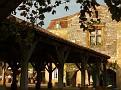 Monpazier Medieval Village Square