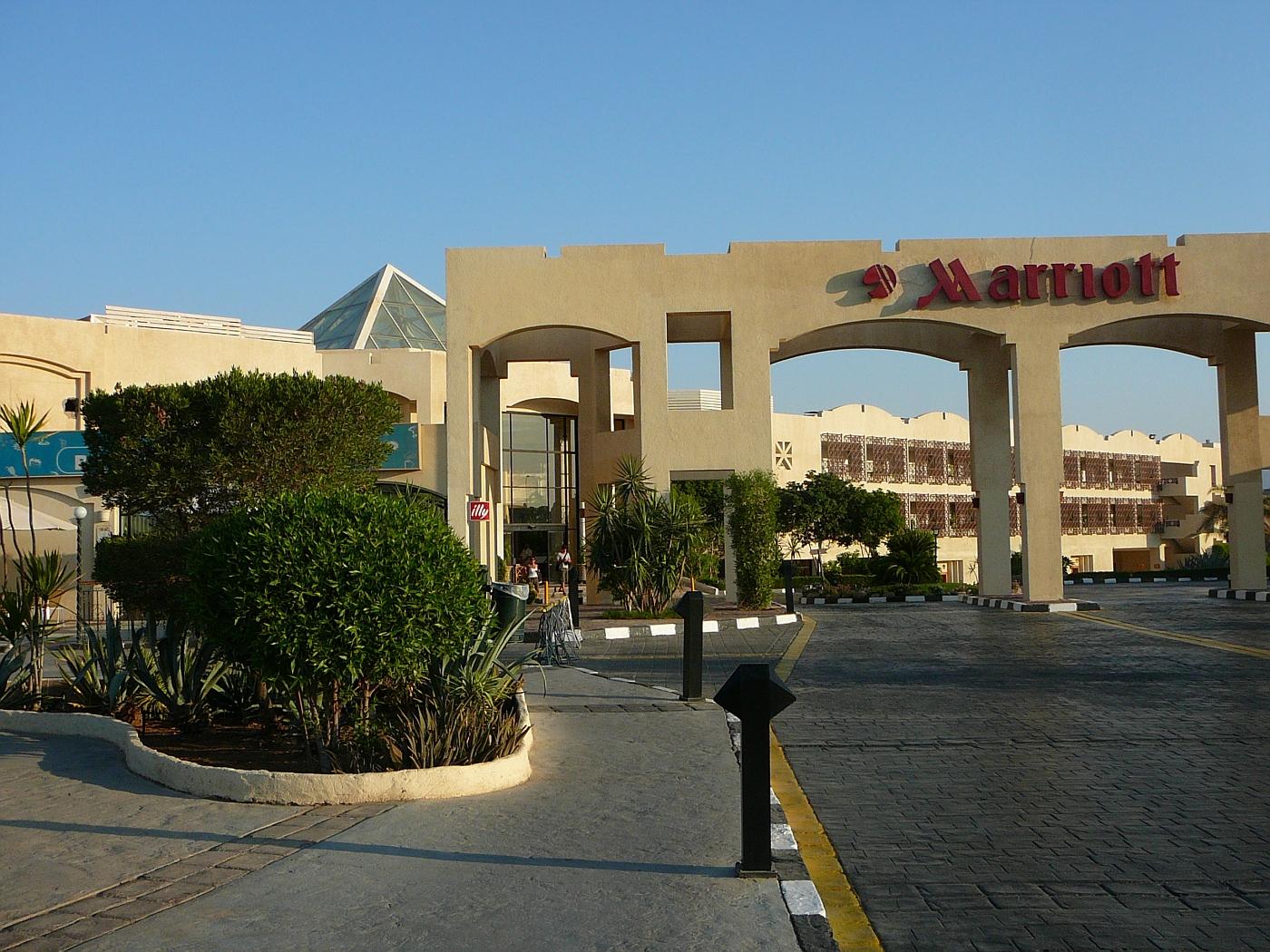 Sharm Marriott
