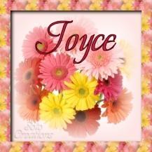 Joyce - Spring