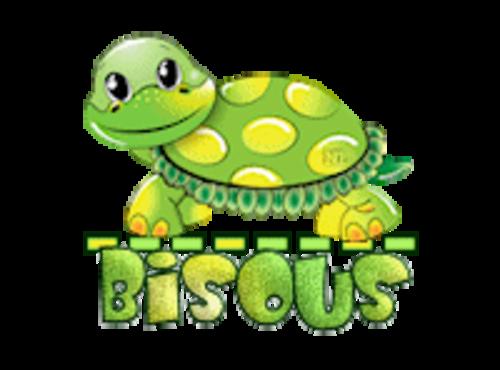 Bisous - CuteTurtle