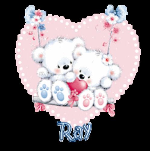 Ray - ValentineBearsCouple