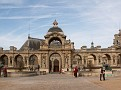 Chateau de Chantilly - Entree du Chateau