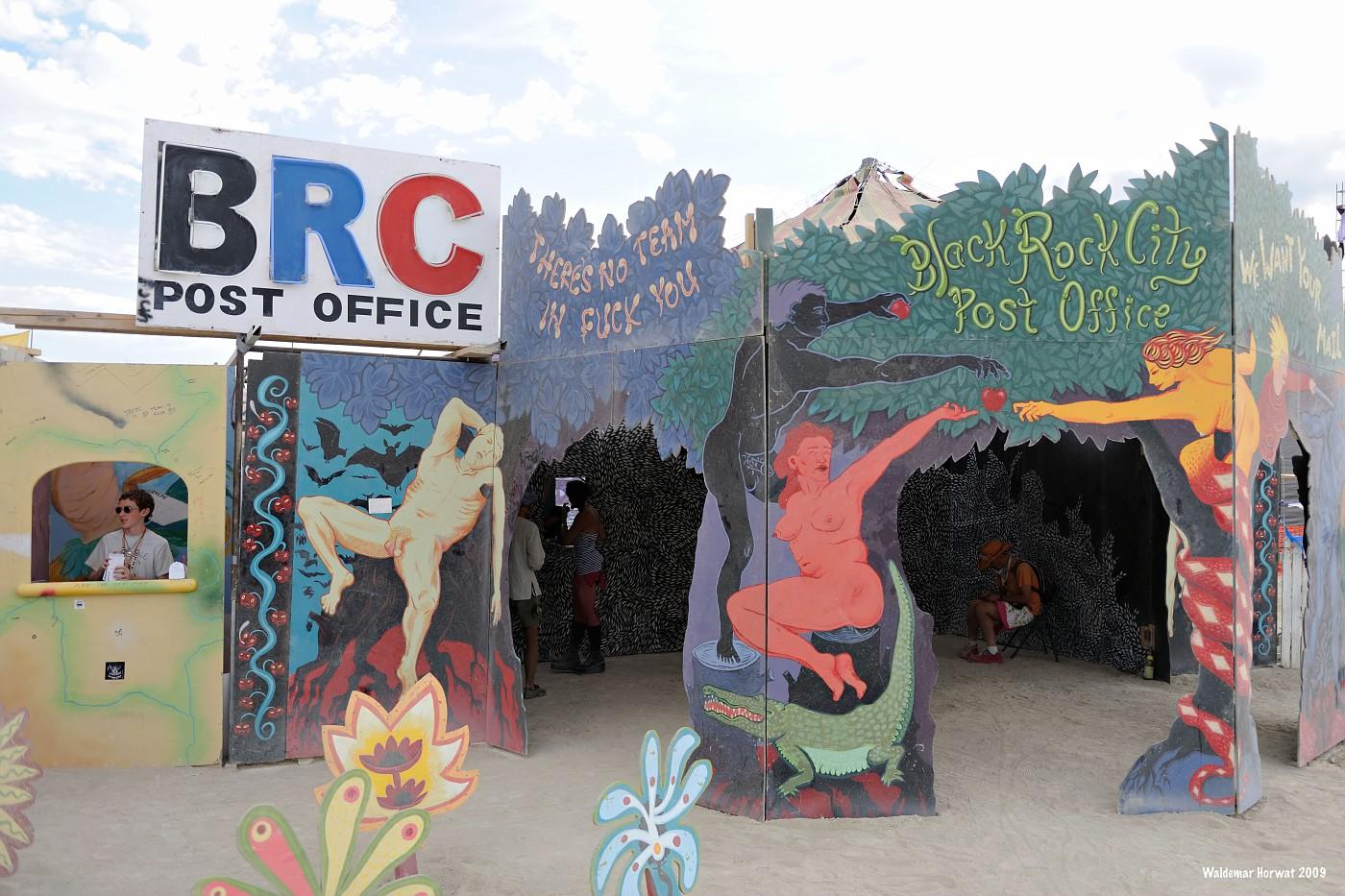 BRC Post Office