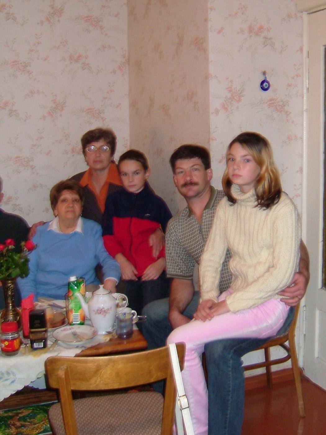 Varakliani/visiting the relatives