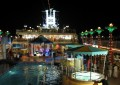 Norwegian Jewel at Night